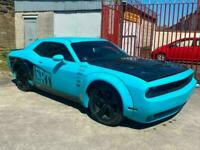 2012 DODGE CHALLENGER MODIFIED WIDE BODYKIT LHD FRESH IMPORT