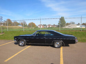 Matching Numbers 1966 Chevrolet Impala SS