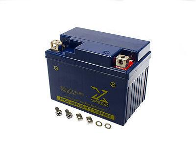 Batterie GEL SPEC-X YTX4L-BS 4AH Rex Scooter 25 2T  Bj. 2002-2005
