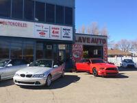 LAVE-AUTO A LA MAIN A VENDRE / HAND CAR WASH FOR SALE