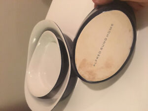 Kitchen dishes and cups
