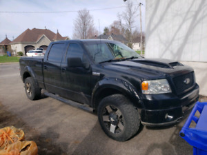 F150 xlt 2006 4x4 supercrew