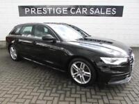 2012 Audi A6 2.0 TDI S line 5dr Diesel black Manual