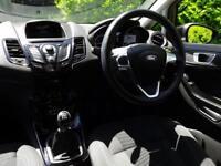 2014 Ford FIESTA 1.0 ZETEC Manual Hatchback