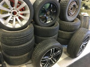 ALL SEASONS/WINTER TIRE SETS FOR SALE