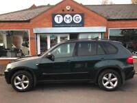 2007 BMW X5 3.0d SE 5dr Auto LOW MILES GBP12,000 OPTIONS