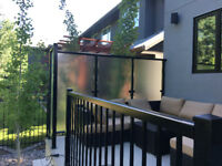 Implementing for you, aluminum fence/railings. supply and instal