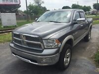 Dodge Ram Laramie 4x4 Available to Finance with Bad Credit.