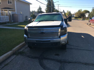 2008 Chevy 3500 HD for trade
