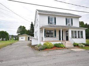 Grande maison à vendre à St-Épiphane