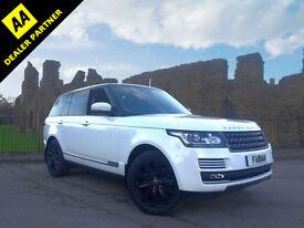 2013 Land Rover Range Rover Vogue 3.0TD V6 ( 258bhp ) **26,000 FSH**