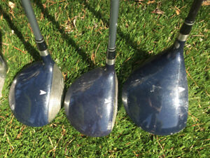 full set Lady's Golf Clubs (right hand)