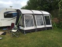 Kampa Rally Pro 390 Poled Awning REDUCED £295