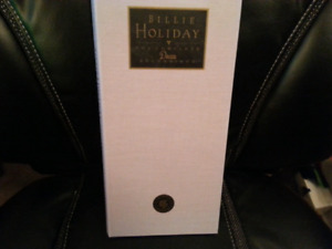 Billie Holiday 2 CD Box Set The Complete Decca Recordings $12