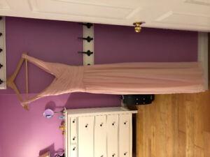 Beautiful bridesmaid dress (size 6)