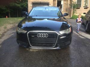 Audi A6 2012 automatique