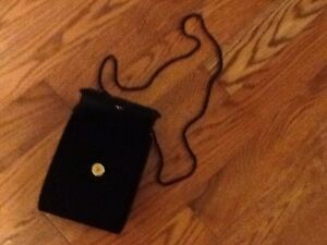 Black dress purse Oakville / Halton Region Toronto (GTA) image 1
