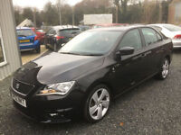 2012 nov Seat Toledo 1.6TDI ( 105ps ) 2013MY SE