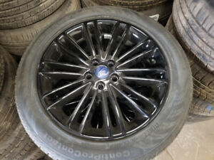 235 55 17 / 235 50 18 tires on Ford Escape alloy rims 5x108 TPMS