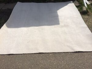 Brand New Light Beige 9 X 10 Piece of Carpet -delivery available