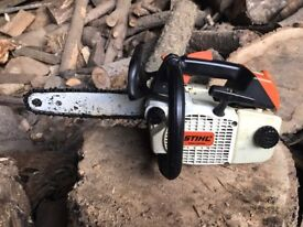 Stihl 020t top handle chainsaw 200t