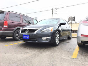 2013 Nissan Altima 2.5 S,CERTIFIED AND ETESTED,EXT WARRANTY INC.