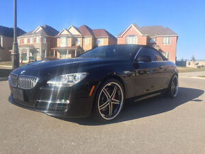 2012 BMW 6-Series 650i Convertible **MUST SEE**