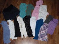 Size Small lot of casual maternity wear