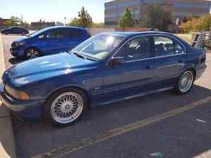 For sale:  2002 Bmw 540i