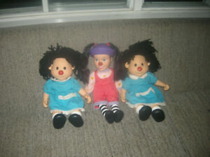 Smaller Hard Comfy Couch Dolls