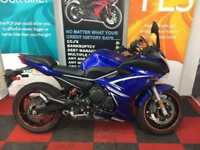2009 YAMAHA FZ6 FZ6R SPORTS BIKE