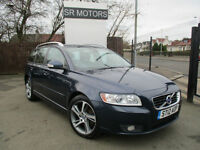 2012 Volvo V50 2.0D D3 ( 150PS ) SE Lux(SAT/NAV,HEATED LEATHER SEATS)