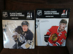 NHL Table Top Standees