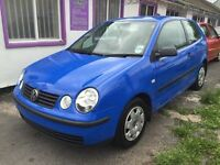 volkswagen polo 1.2, ideal first car!