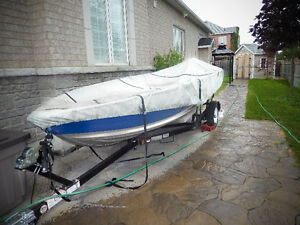Great opportunity to own 14' Princecraft *** LIKE NEW!