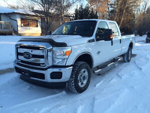 Reduced-2012 Ford F-350 XLT Pickup Truck-Has extended warranty
