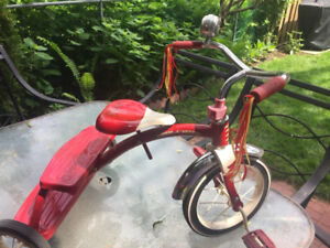 GUC Radio Flyer tricycle