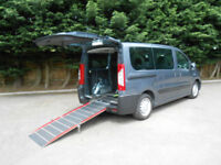 2011 Citroen Dispatch 1.6HDi Wheelchair Accessible Vehicle.