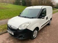 Vauxhall Combo 1.3CDTi 16v 90PS L1H DIRECT FROM COMPANY NO VAT TO ADD FSH A/C