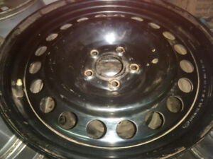 4x 17 inch clean steel rims mags ****5x114.3****