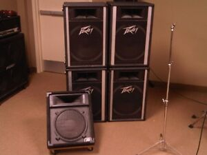 Selling my old PA gear West Island Greater Montréal image 1