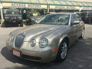 2005 JAGUAR S - TYPE 3.0L One Owner,Clean Car Proof