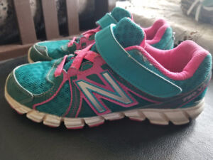 Girl's New Balance Sneakers size 4