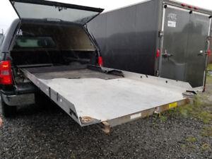 Bedslide pour boite de camion 8 pieds