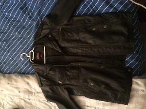 Danier leather jacket mint condition