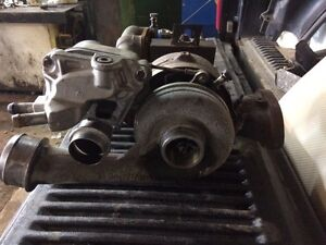Ford 6.4 turbo