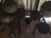 Session pro dd505 electric drum kit plus amp