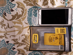 Otterbox commuter case Samsung galaxy S5 used