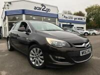 2013 Vauxhall ASTRA ELITE CDTI S/S Manual Hatchback