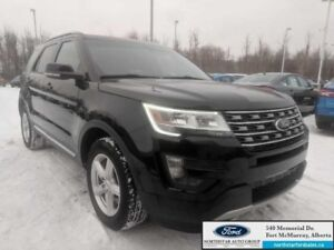 2016 Ford Explorer XLT|3.5L|Rem Start|2nd Row Console|Hands-Free